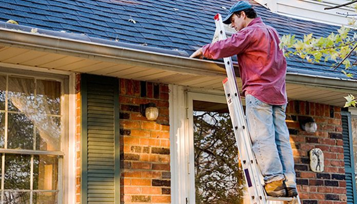 Gutters Clean and Efficient